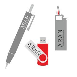 Objetos promocionales y recordatorios personalizados